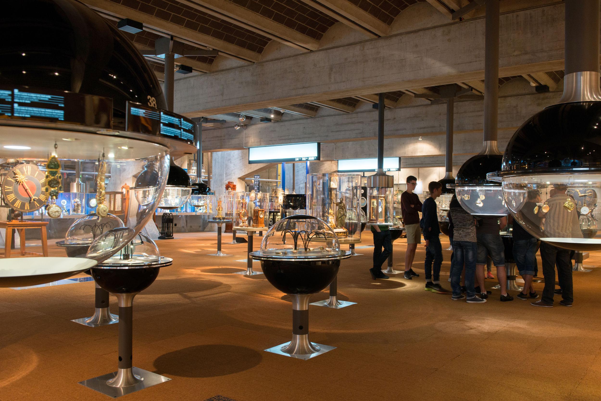 Resultado de imagen de Museo Internacional D´Horlogerie